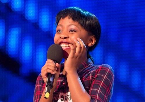 Asanda A Star At Britain S Got Talent Finale You