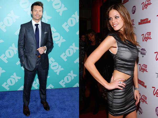 Who is ryan seacrest dating june 2013
