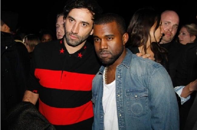 Kanye and Dude