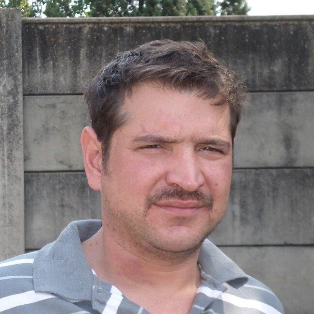 Christo van der Merwe, Poppie's father. PHOTO: Supplied