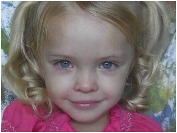 Poppie was allegedly killed by her stepfather. PHOTO: Supplied