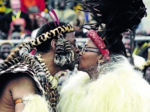 King Zwelithini Marries Sixth Wife