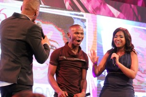Crazy couple Ace and Ntombi have already trended in Mzansi