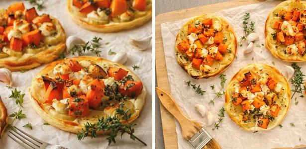 sweet potato, butternut, tarts, food24, recipes