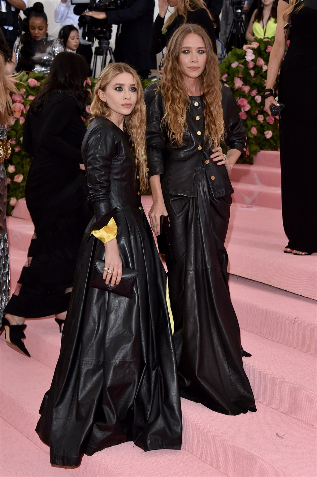 NEW YORK, NEW YORK - MAY 06: Mary-Kate Olsen and A