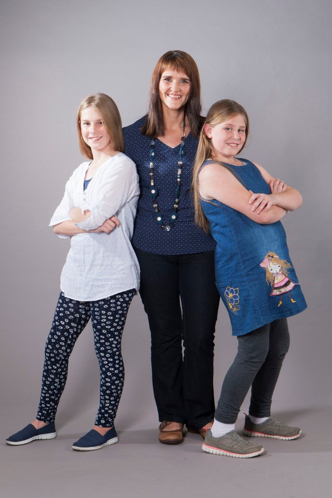 According to Elsie she would never have gotten through Fanie's death in January 2014 without Karla and Emma's steadfast, inspiring support.