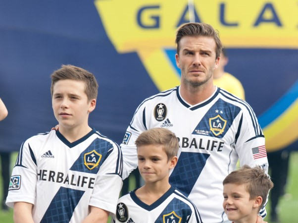 David and his sons
