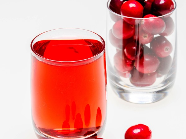 Cranberry juice. Photo: Katherine A. Mathis/Getty Images