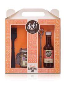 Deli Gourmet Snacks Braai Basting Kit R159