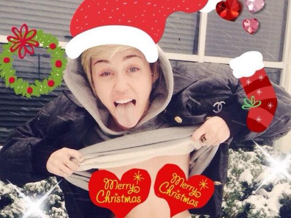 Miley Cyrus Christmas