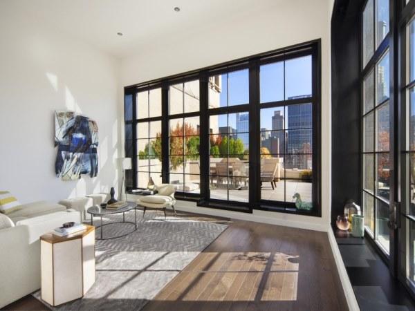 Trevor Noah new NYC apartment
