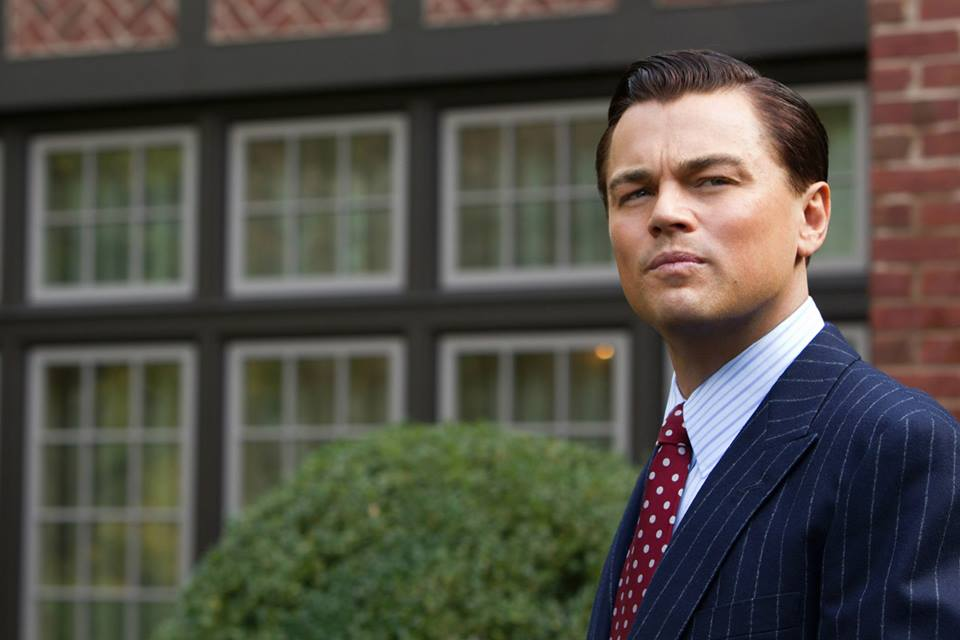 Leonardo in The Wolf Of Wall Street