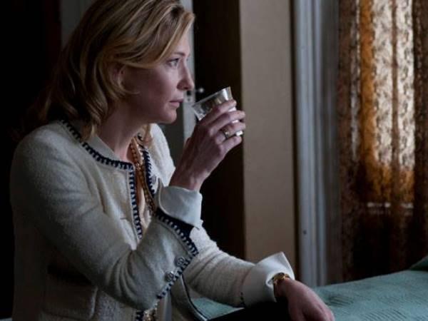 Cate Blanchett in Blue Jasmine. PHOTO: facebook.com/BlueJasmineMovie
