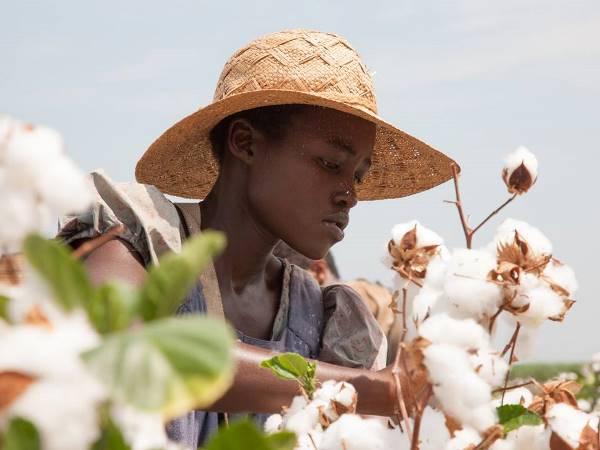 Lupita Nyong'o in 12 Years a Slave. PHOTO: facebook.com/12YearsASlave
