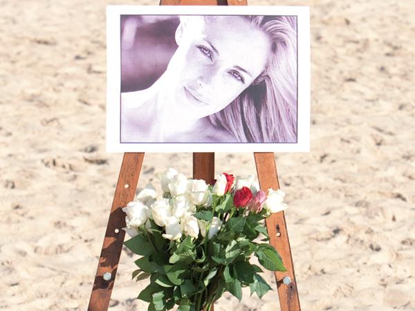Reeva Steenkamp is gone but not forgotten.