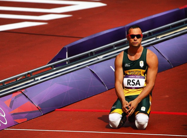 Paralympic athlete Oscar Pistorius  PHOTO: Instagram