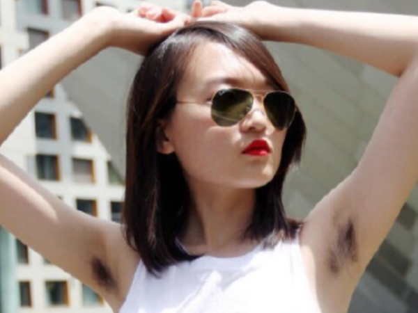 Armpit Hair Is Suddenly Right On Trend News24
