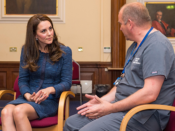 Kate speaks with speaks to Clinical Director and Consultant in Emergency Medicine Dr Malcolm Tunnicliff. PHOTO: Magazine Features