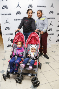 Mi Casa's Mo-T may not have been there but that didn't stop his wife, Lovegocia from attending the premiere with her baby brother Kealeboga (11) as well as hers and the musician's two children, Botlhale (2) and Tlhalefang (6 months) who were excited to have their very first cinema experience