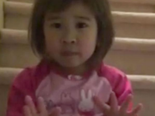 Little Girl Begs Divorced Parents To Be Friends In Touching Video You