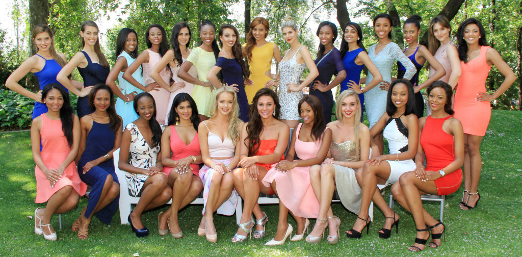 Here are the 25 semi-finalist for Miss SA 2016!