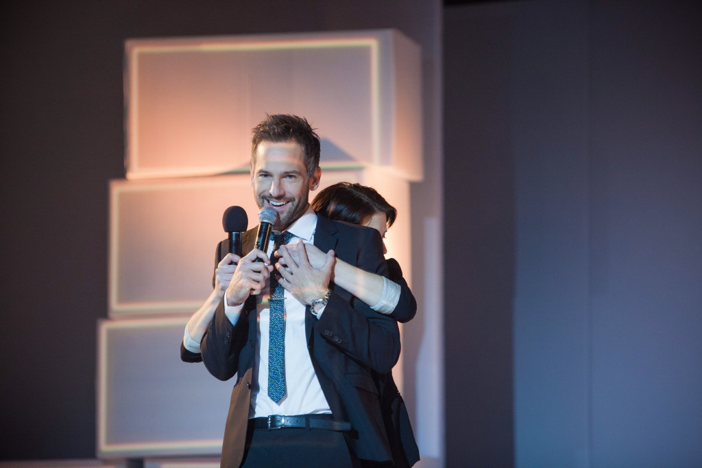 Janez Vermeiren is name SA's sexiest man -- and Anne Hirsch just can't get enough. You Spectacular Awards 2014