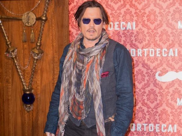 Johnny Depp recalls Lily-Rose hospital hell | News24