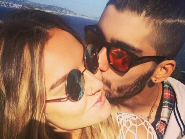 News the former One Direction star had called off their engagement, reportedly by text, broke earlier this month. PHOTO: Cover