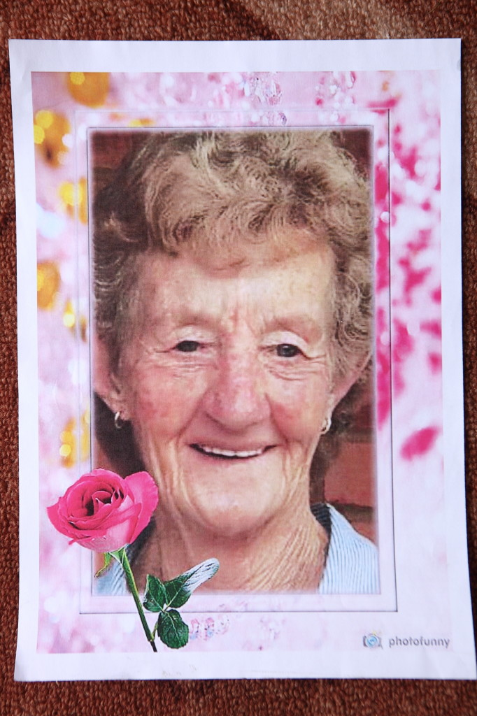 Cornelia Schoeman, Leon's mom, died of a heart attack a week after her daughter-in-law. PHOTO: Provided