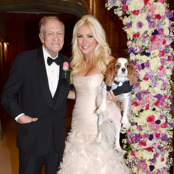 Hugh Hefner Has Reportedly Reached Out To His Ex Girlfriend Kendra Wilkinson Amid Rumours Her Marriage Hank Baskett On The Rocks And Offered A Place