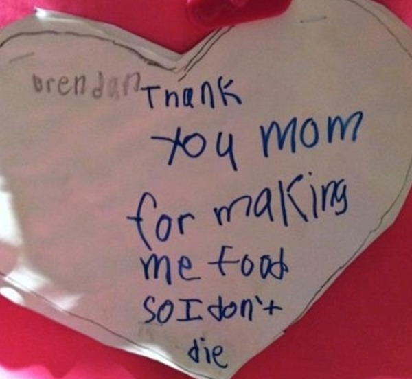 These kids are far too honest and it's hilarious. PHOTO: Imgur