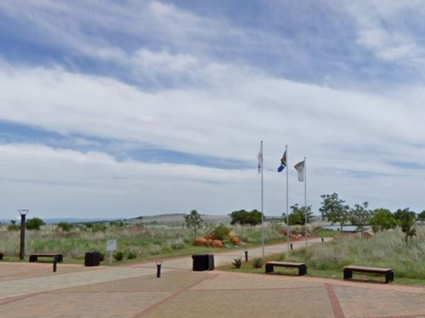 The Cradle of Humankind on the outskirts of Joburg. PHOTO: Google Street View