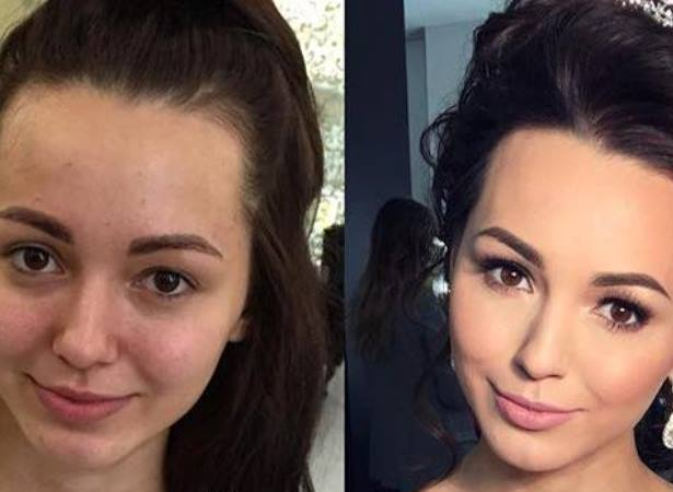 Russian Beauty Guru Creates Jaw Dropping Transformations Using