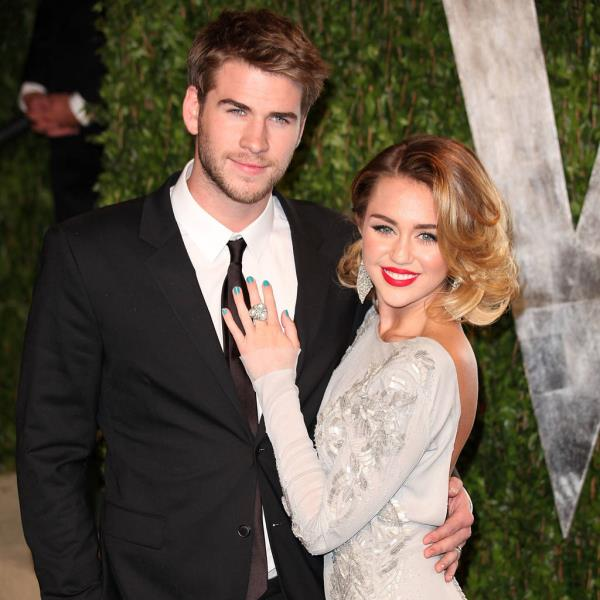 Image result for Miley Cyrus and actor Liam