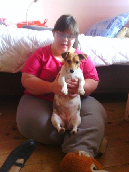 Angelique has long struggled with her weight. PHOTO: Supplied