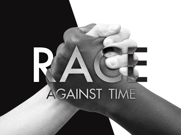 The cover image for the single, RACE (Against Time) PHOTO: Supplied