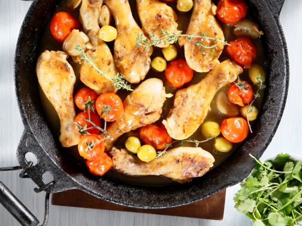 This juicy chicken dish is just what will get you through the rest of the week. PHOTO: Jacques Stander