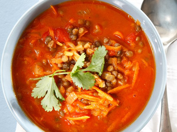 """<strong>Try our<a href=""""http://www.you.co.za/food/curry-lentil-soup/"""">Curry lentil soup</a></strong>"""