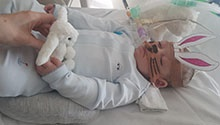RIP Charlie Gard | Watch a summary of his story here