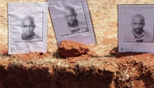 'Now we can get closure' - PAC after executed members' remains exhumed
