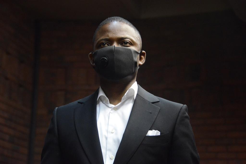 Prophet Shephard Bushiri appears at the Pretoria Magistrate's Court.