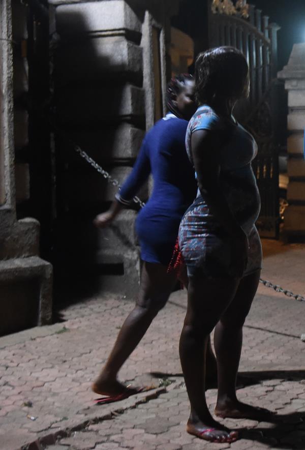 Prostitutes in Durban