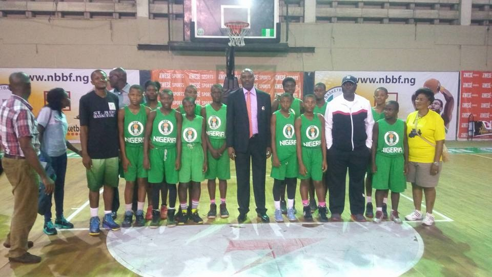 Junior D'Tigress