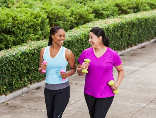 8 Easy steps to help someone start running