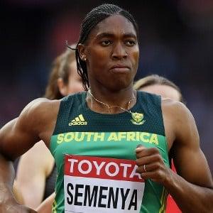 Caster Semenya. (Getty Images)