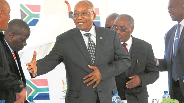 President Jacob Zuma has taken the fight back to the SACP. Ahead of the crucial no confidence vote against him, Zuma has lashed out at the SACP for its plan to abandon the alliance.