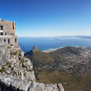 Table Mountain Cableway.