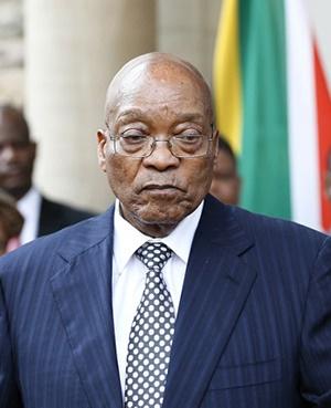 Zuma to take over SADC chairmanship from Swaziland's Mswati III