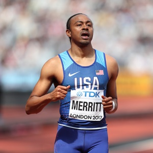 Aries Merritt (Getty Images)