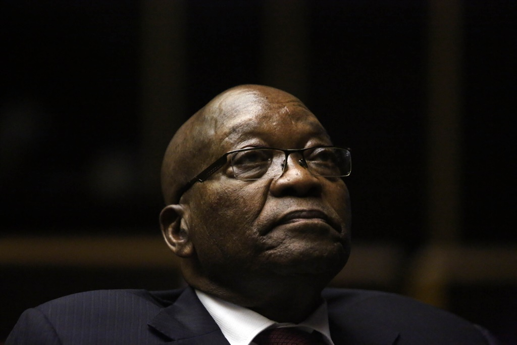 S.Africa ex-leader Zuma to face corruption trial: court